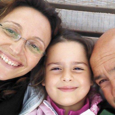 Alberto, Silvia e Anna e la passione per i cavalli